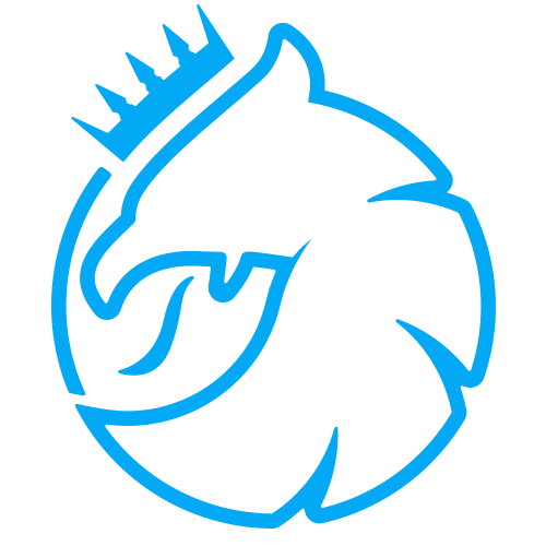 Blue Griffin Favicon 2