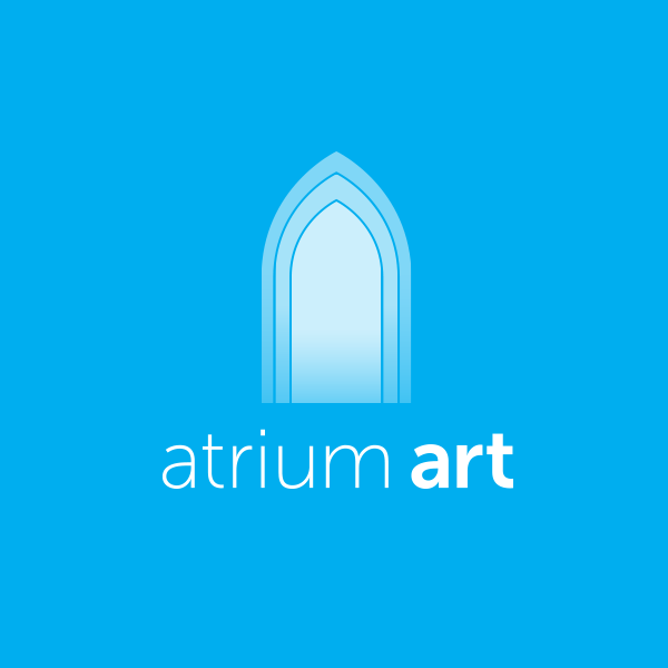 Blue-Griffin-LogosAtrium-Art