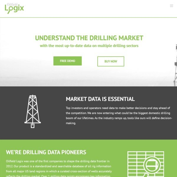 Oilfield-Logix-Website